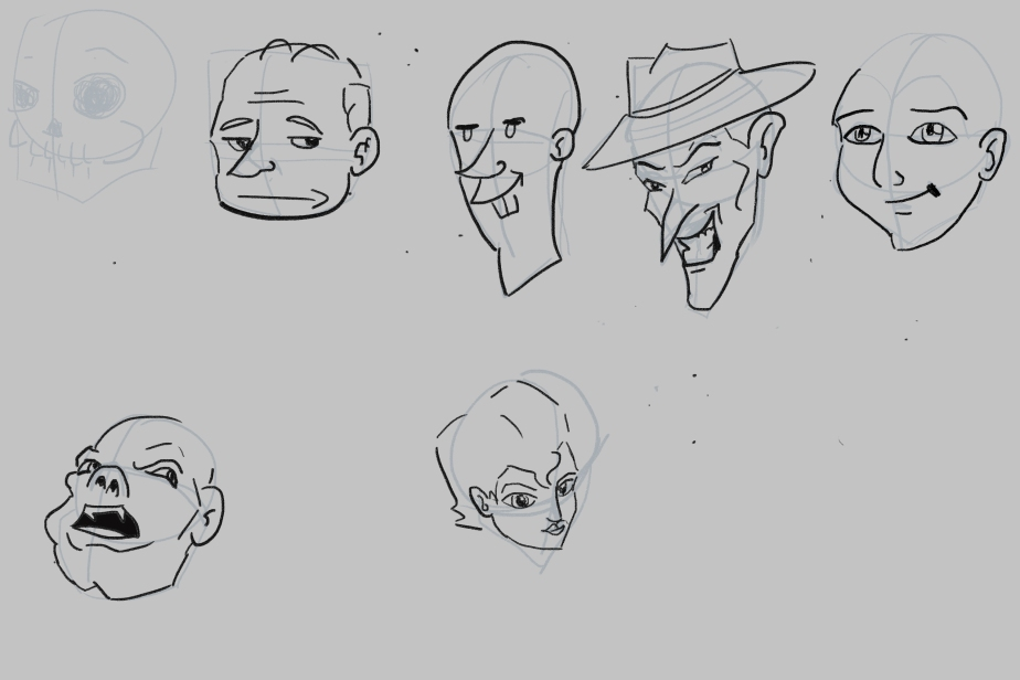 face construction practice